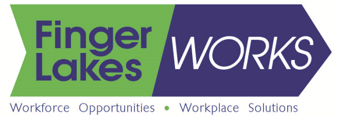 Finger Lakes Works logo