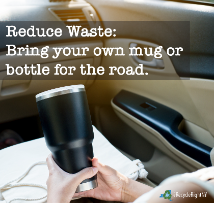 Road Trip Waste Reduction