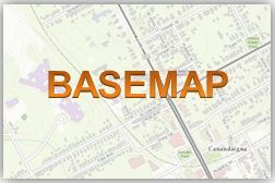 Metadata for basemap mapping layers