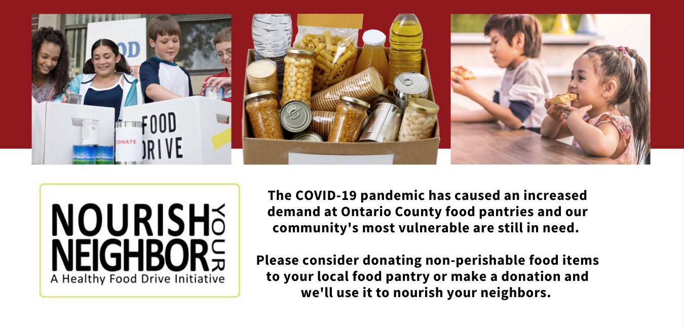 Nourish Your Neighbor Food Donations