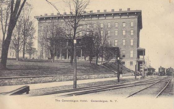 Canandaigua Hotel