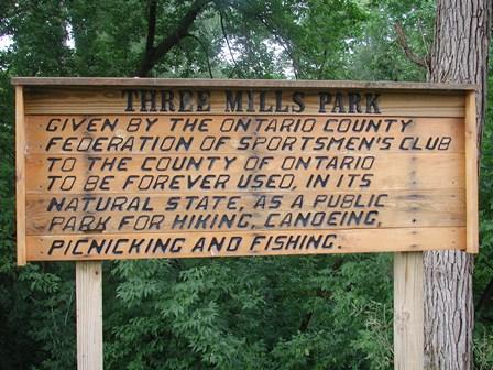 Three Mills Park