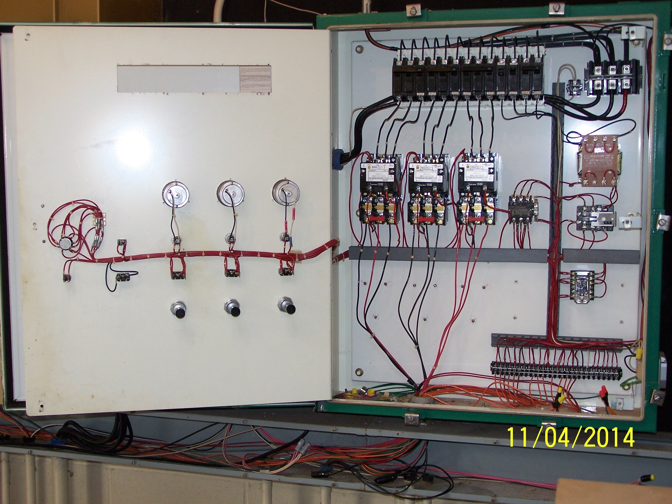 Pump Station Rehab - Electrical Components