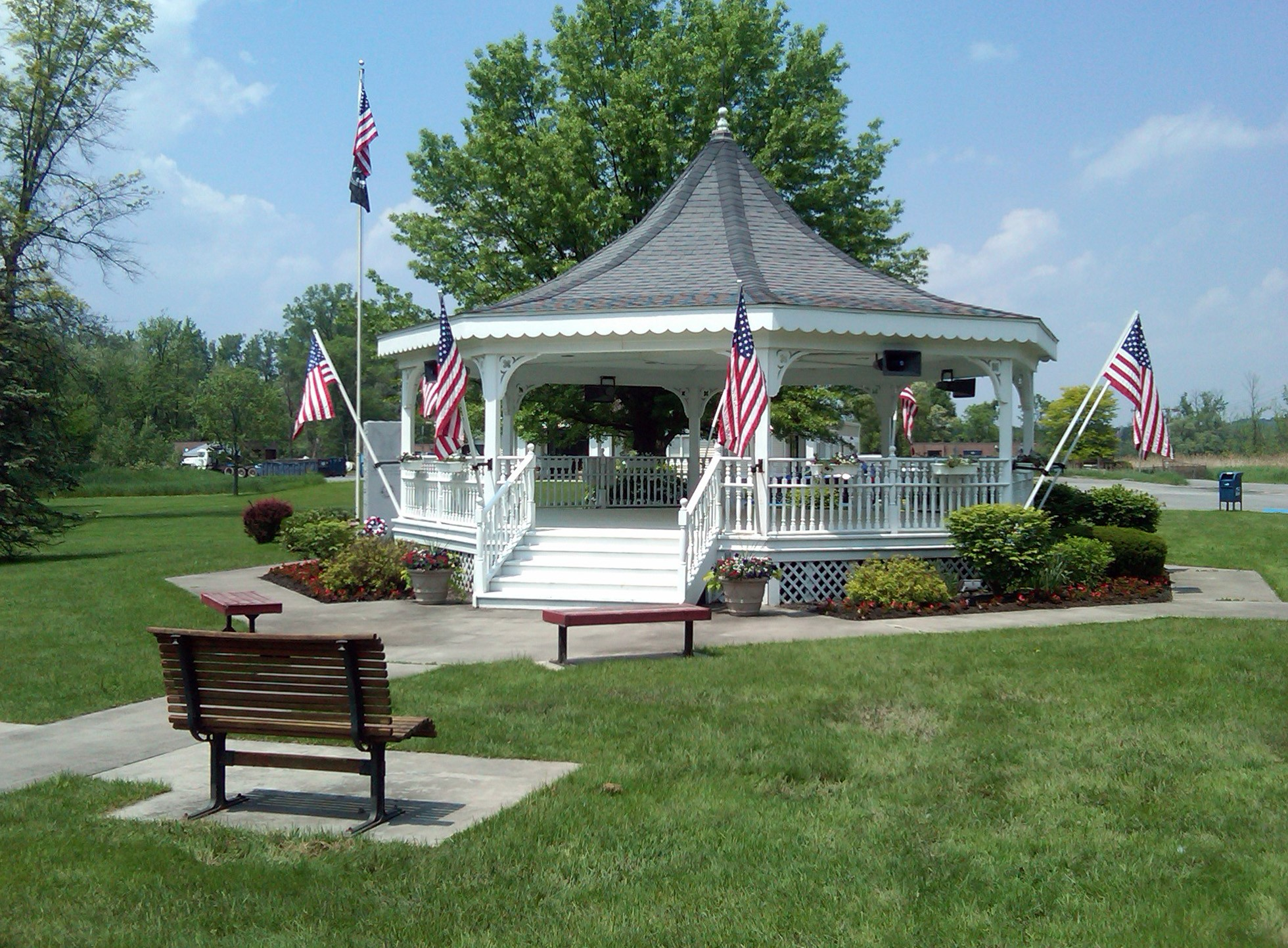 Honeoye Gazebo