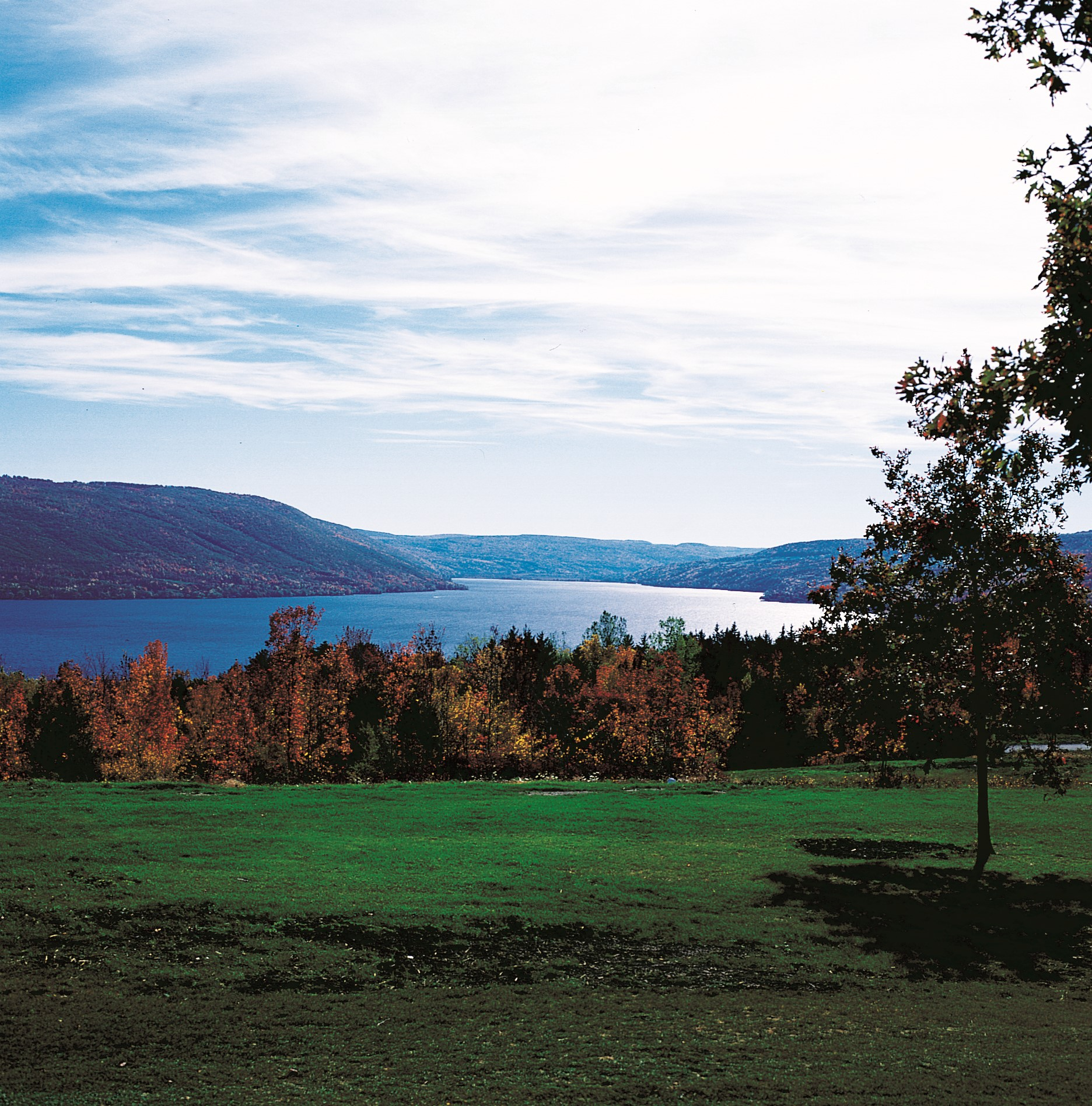 View from Bristol Harbour - Canandaigua Lake