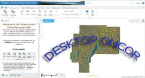 OnCOR Desktop Website